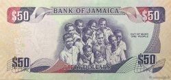 50 Dollars JAMAÏQUE  2012 P.89 NEUF