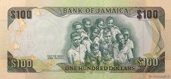 100 Dollars JAMAÏQUE  2012 P.90 NEUF