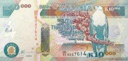 10000 Kwacha ZAMBIE  2012 P.46h NEUF