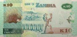 10 Kwacha ZAMBIE  2012 P.51 NEUF