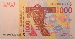 1000 Francs GUINÉE  2004 P.915Sb NEUF