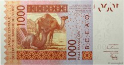 1000 Francs TOGO  2003 P.815Ta NEUF
