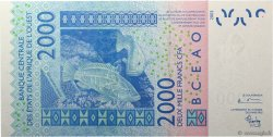 2000 Francs NIGER  2004 P.616Hb NEUF