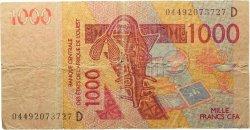 1000 Francs MALI  2004 P.415Db B