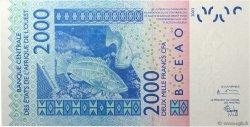 2000 Francs MALI  2003 P.416Da SPL
