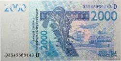 2000 Francs MALI  2003 P.416Da NEUF