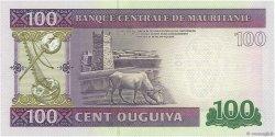 100 Ouguiya MAURITANIE  2011 P.16 NEUF