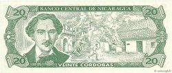 20 Cordobas NICARAGUA  1990 P.176 NEUF