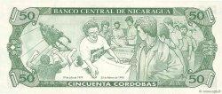 50 Cordobas NICARAGUA  1991 P.177 NEUF