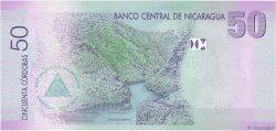 50 Cordobas NICARAGUA  2007 P.203 NEUF