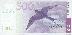 500 Krooni ESTONIE  2000 P.83a SUP