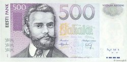 500 Krooni ESTONIE  2000 P.83a SPL+