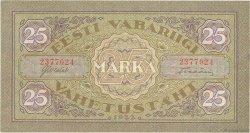 25 Marka ESTONIE  1919 P.47a pr.SPL