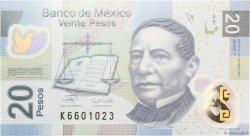 20 Pesos MEXIQUE  2007 P.122d NEUF