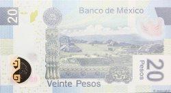 20 Pesos MEXIQUE  2008 P.122e NEUF