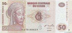 50 Francs CONGO  2007 P.97 NEUF