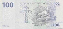 100 Francs CONGO  2007 P. New NEUF