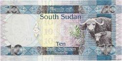 10 Pounds SOUDAN DU SUD  2011 P.07 NEUF