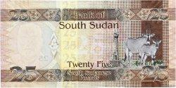 25 Pounds SOUDAN DU SUD  2011 P.08 NEUF