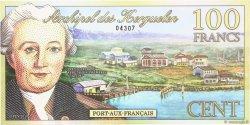 100 Francs KERGUELEN  2010 P.- NEUF