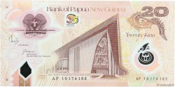 20 Kina PAPOUASIE NOUVELLE GUINÉE  2010 P.41 NEUF