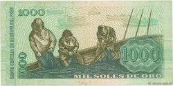 1000 Soles de Oro PÉROU  1976 P.116 TTB