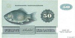 50 Kroner DANEMARK  1992 P.050j SUP