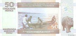 50 Francs BURUNDI  2005 P.36e NEUF