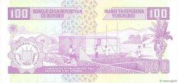 100 Francs BURUNDI  1997 P.37b NEUF