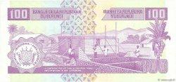 100 Francs BURUNDI  2001 P.37c NEUF