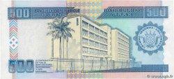 500 Francs BURUNDI  2007 P.38d NEUF