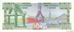 5000 Francs BURUNDI  1997 P.40 NEUF