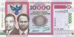 10000 Francs BURUNDI  2009 P.49 NEUF