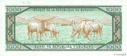 1000 Francs BURUNDI  1988 P.31d NEUF