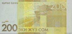 200 Som KIRGHIZSTAN  2010 P.27a NEUF