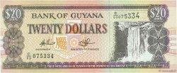 20 Dollars GUYANA  1996 P.30e NEUF