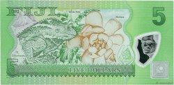 5 Dollars FIDJI  2013 P.115a NEUF