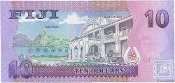 10 Dollars FIDJI  2013 P.116a NEUF
