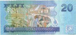 20 Dollars FIDJI  2013 P.117a NEUF
