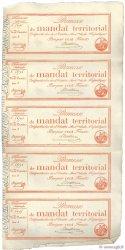 100 Francs avec série FRANCE  1796 Ass.60b SUP à SPL