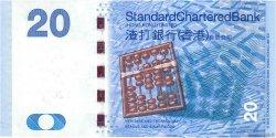 20 Dollars HONG KONG  2010 P.297a NEUF