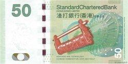 50 Dollars HONG KONG  2010 P.298a NEUF