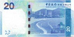 20 Dollars HONG KONG  2010 P.341a NEUF