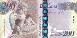 200 Pula BOTSWANA  2010 P.35b NEUF