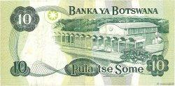 10 Pula BOTSWANA  1992 P.12a TB