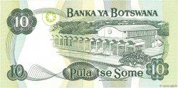 10 Pula BOTSWANA  1999 P.20a NEUF