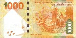 1000 Dollars HONG KONG  2012 P.216b NEUF