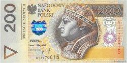 200 Zlotych POLOGNE  1994 P.177a SPL