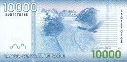 10000 Pesos CHILI  2011 P.164b NEUF