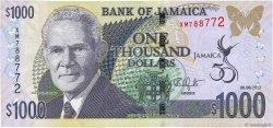 1000 Dollars JAMAÏQUE  2012 P.92 NEUF